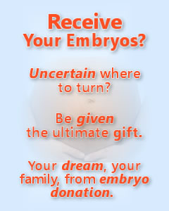 Receive Embryos